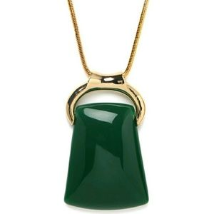 ❌❌SOLD❌❌*NEW* Baublebar Jade Pendant Necklace